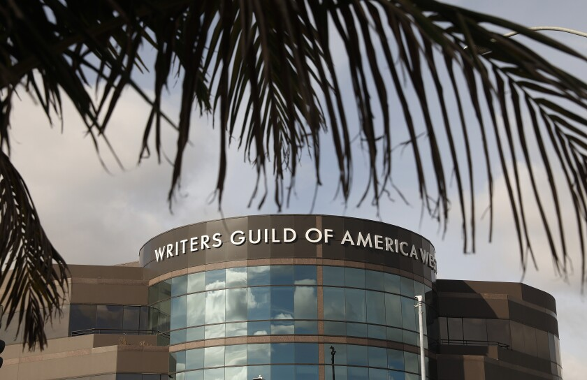 Writers Guild of America West