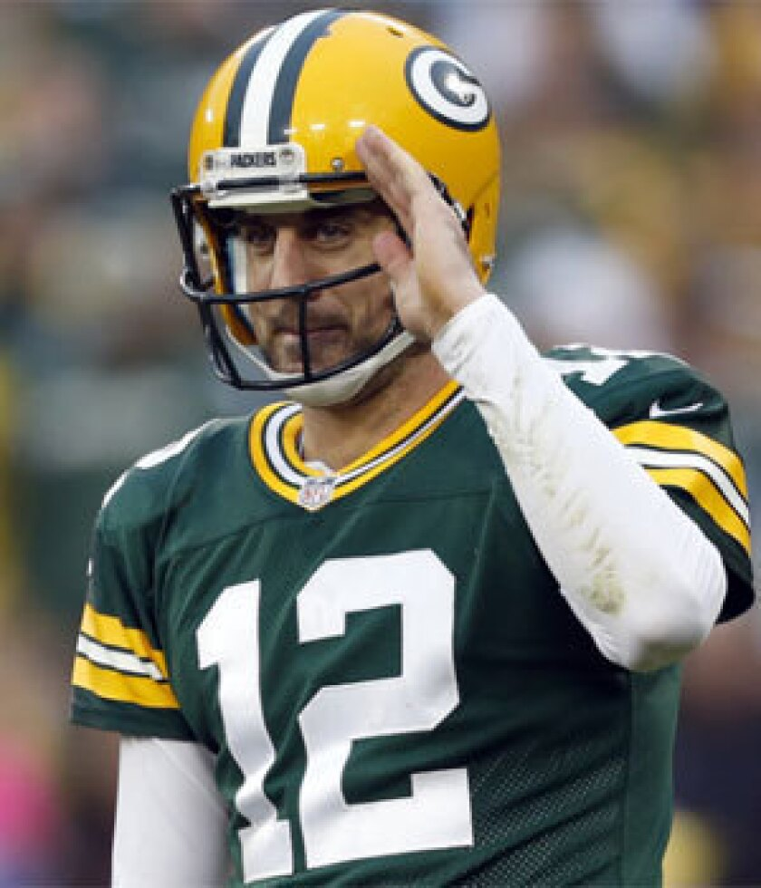 Only one more shopping day left until Aaron Rodgers Day