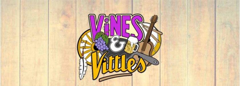 Vines & Vittles logo