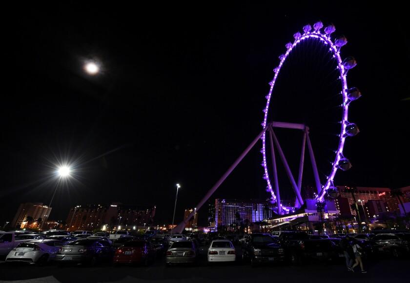 Purple for Prince: Las Vegas