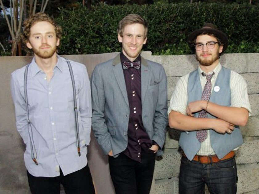 The Abrams Brothers: James, John, and Elijah