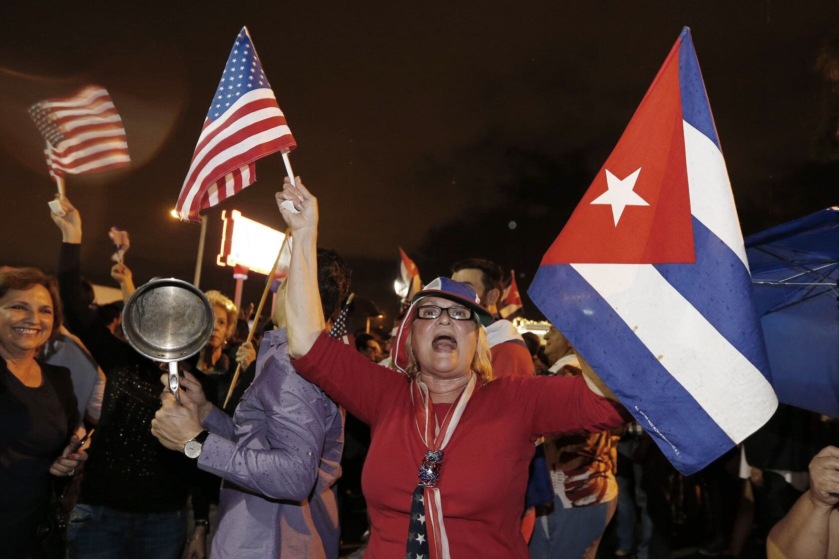 For decades, Cuban Americans have longed to return to a post-Castro Cuba. But now that Fidel is dead, many aren't so eager to go