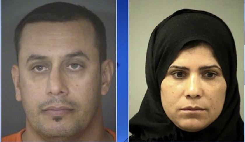 Abdulah Fahmi Al Hishmawi y Hamdiyah Sabah Al Hishmawi, padres de la chica, fueron detenidos y salieron libres al pagar su fianza.