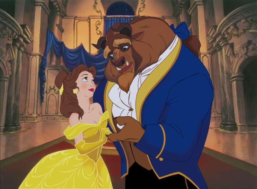 Movies on TV this week: 'Beauty and the Beast' (1991) - Los