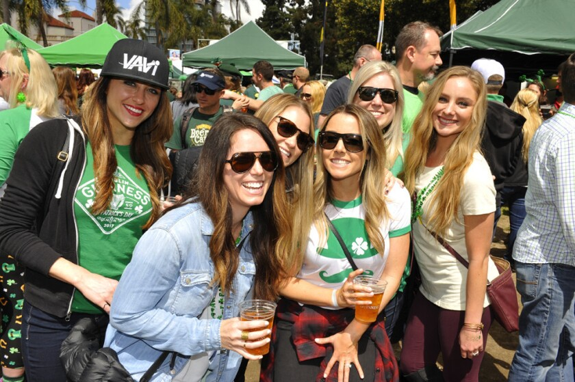 St. Patrick's Day Parade & Fest