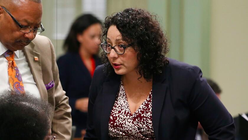 Assemblywoman Cristina Garcia (D-Bell Gardens)