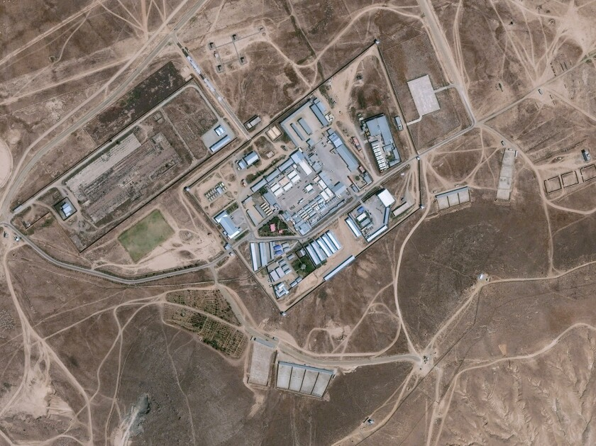 "Satellite imagery shows the Salt Pit, a CIA ""black site"" prison complex located north of Kabul, Afghanistan, where detainees were submitted to harsh interrogations devised by American psychologists John Jessen and James Mitchell."