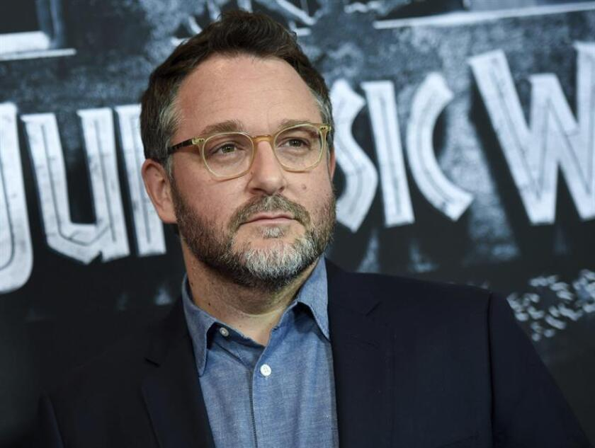 """El director estadounidense Colin Trevorrow asiste al pase gráfico de la película """"Jurassic World"""". EFE/Archivo"""