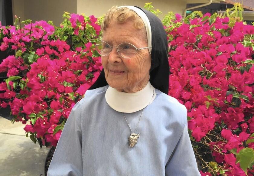 Sister Jean-Marie Dunne