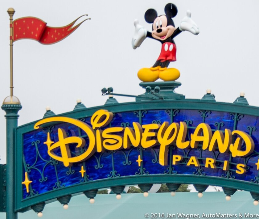 Disneyland Paris – Bienvenue