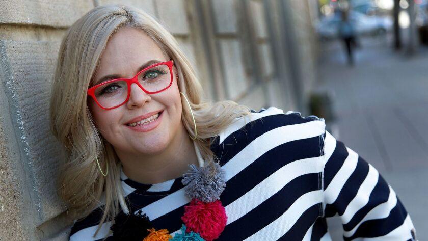 A happier Taryn Brumfitt, today.