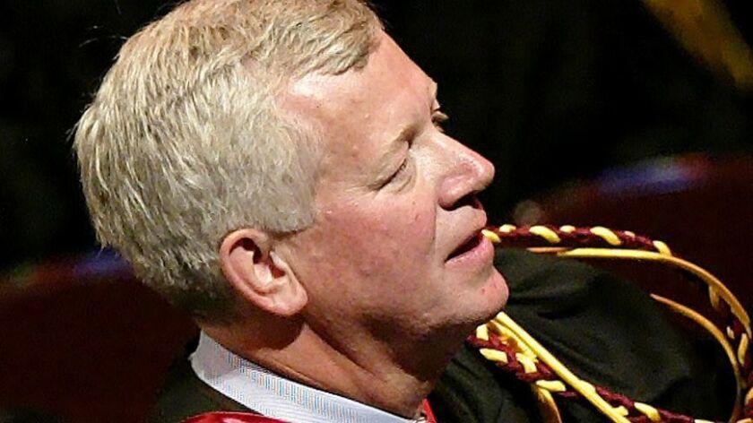 USC Dean James Ellis