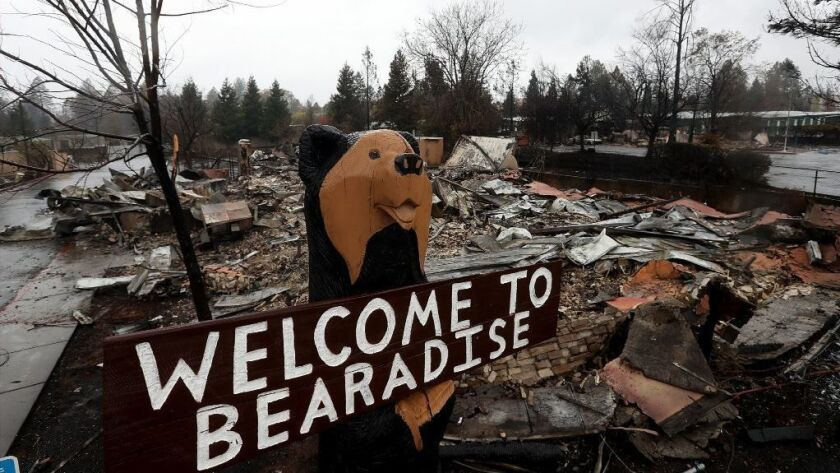 Butte County faces massive cleanup after Camp fire: 'It is a