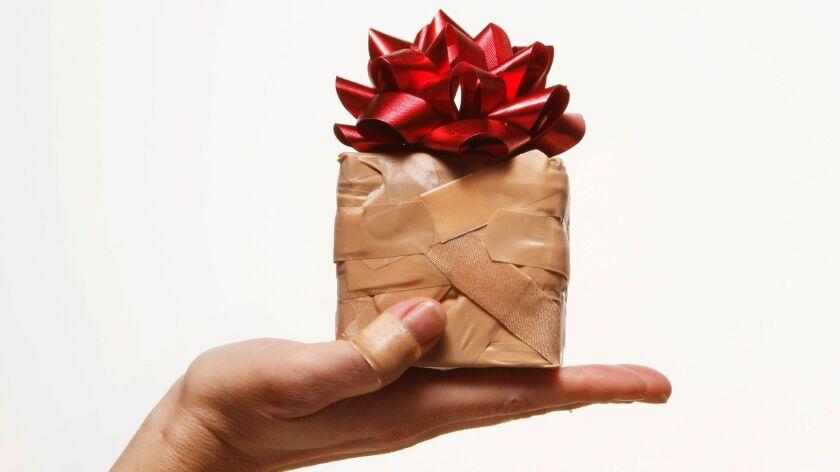 Facebook gift exchange