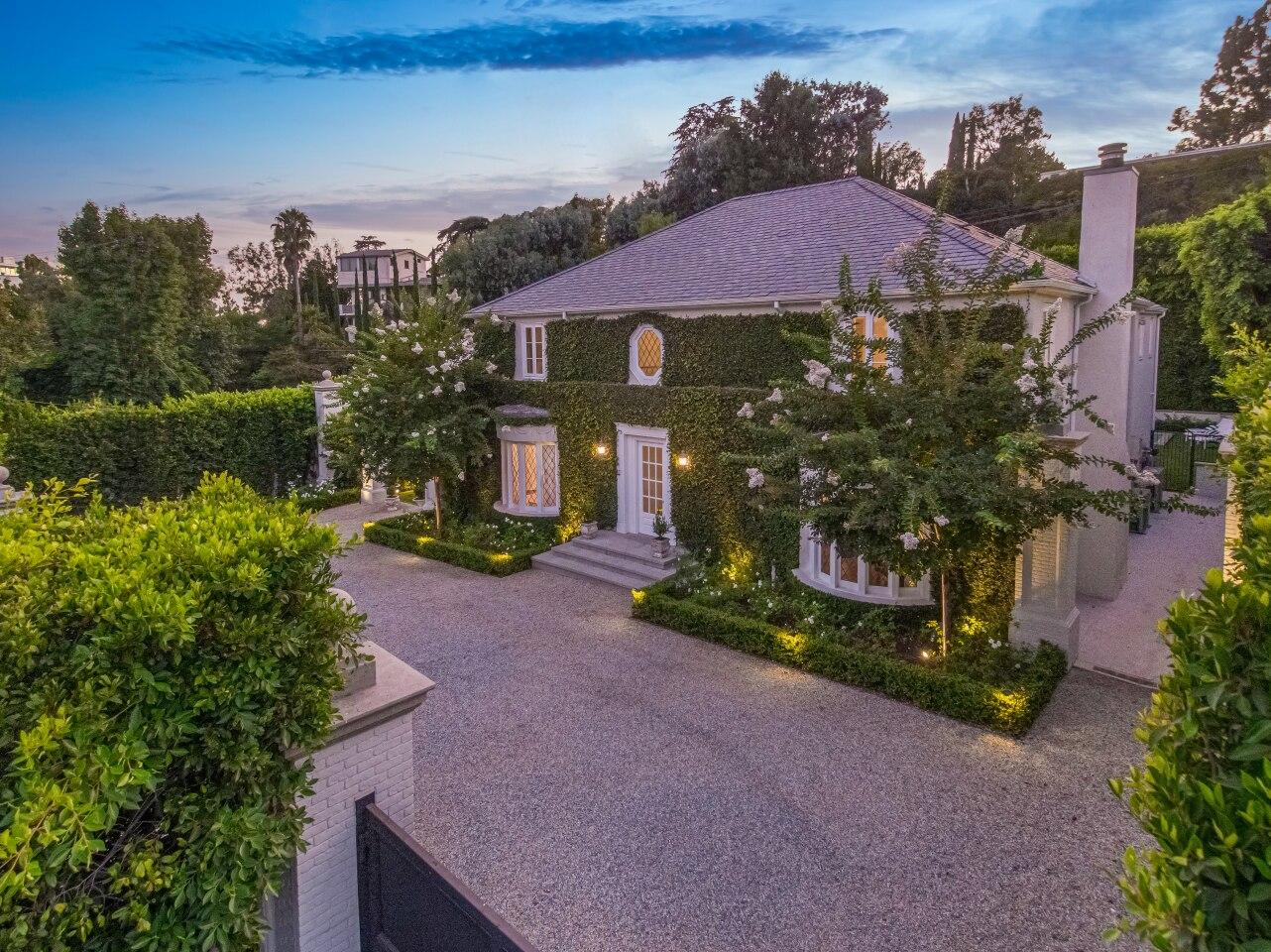 Sean Rad's Hollywood Hills West home