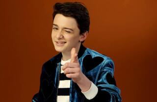 Noah Schnapp talks BFFs on 'Stranger Things'