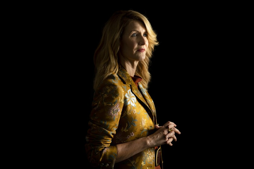 "Laura Dern could earn her first Oscar for her portrayal of a divorce attorney in ""Marriage Story."""