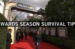 Awards season survival tips