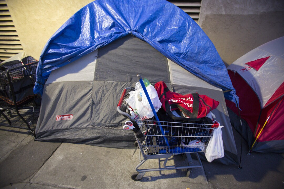 San Diego Homeless Count