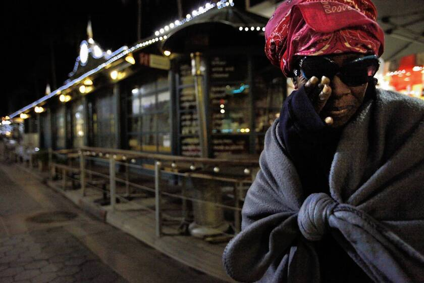 Counting L.A. County's homeless