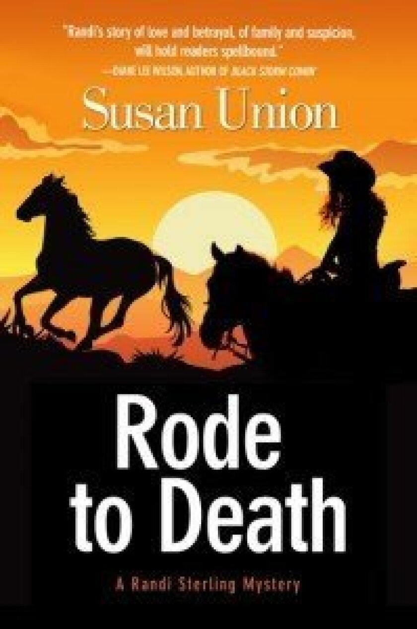 Rode to Death cover