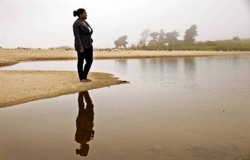 Raven Rutledge, a San Francisco State environmental studies major, was a leader in her campus' successful movement to drop fossil fuel investments.