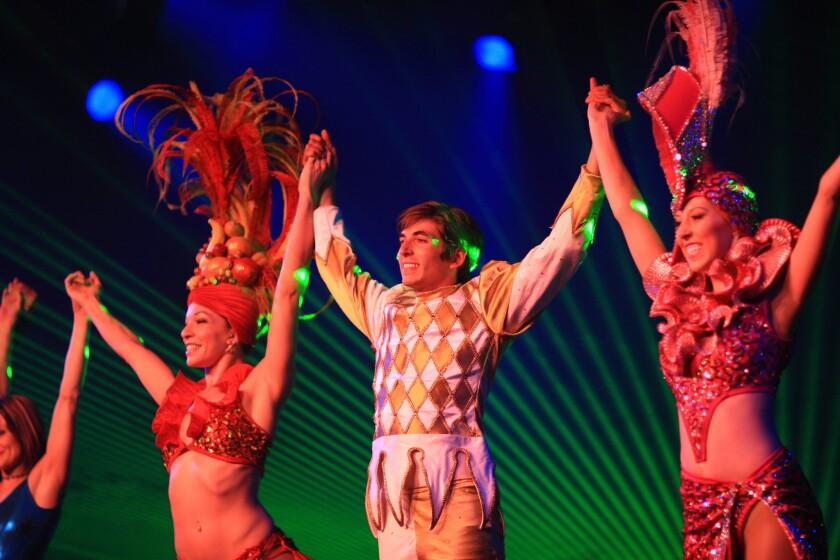 Carnaval Fantastique at Sycuan Casino.