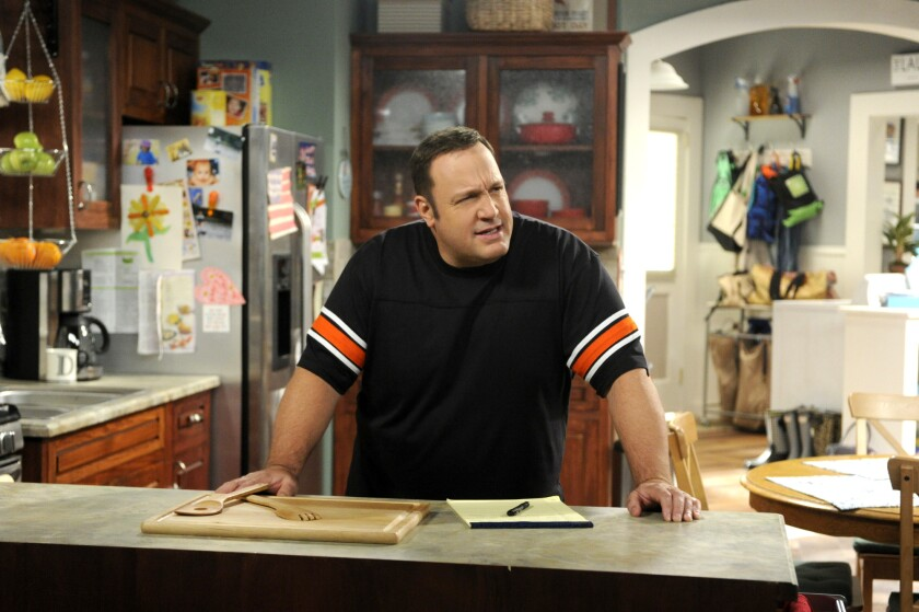 "The new CBS comedy ""Kevin Can Wait"" starring Kevin James opened strong for the network."