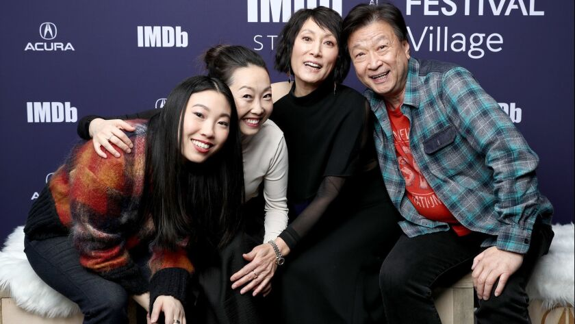 The IMDb Studio At Acura Festival Village On Location At The 2019 Sundance Film Festival - Day 1