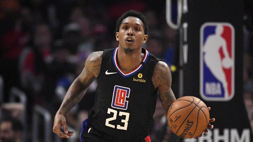 Lou Williams had 22 points in the Clippers' 99-90 win over the Orlando Magic in an NBA restart exhibition game.
