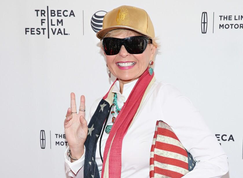 """""""Roseanne For President"""" Premiere - 2015 Tribeca Film Festival"""