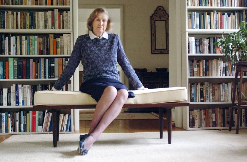 Author Elizabeth Spencer in 2005.