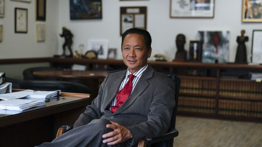 Jeff Adachi was known for his battles for criminal justice reform.