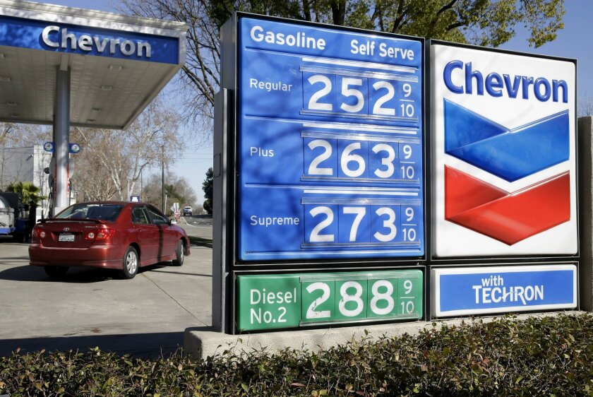 Gas Prices In California >> California Gas Prices Expected To Jump Overnight Possibly 30 Cents