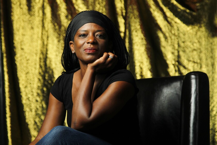 San Diego freelance theater director Delicia Turner Sonnenberg