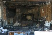 Fire guts much of Spring Valley home