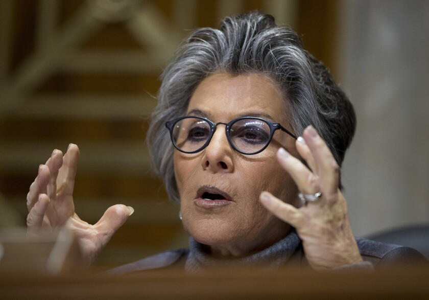 Sen. Barbara Boxer (D-Calif.) is suggesting congressional colleagues tone down rhetoric on Planned Parenthood.