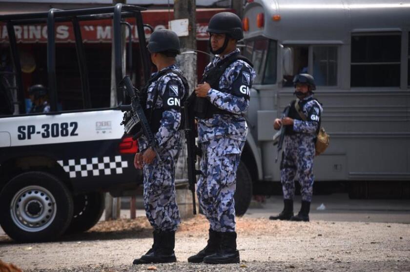 Entran en vigor en México las leyes que regulan a la Guardia Nacional