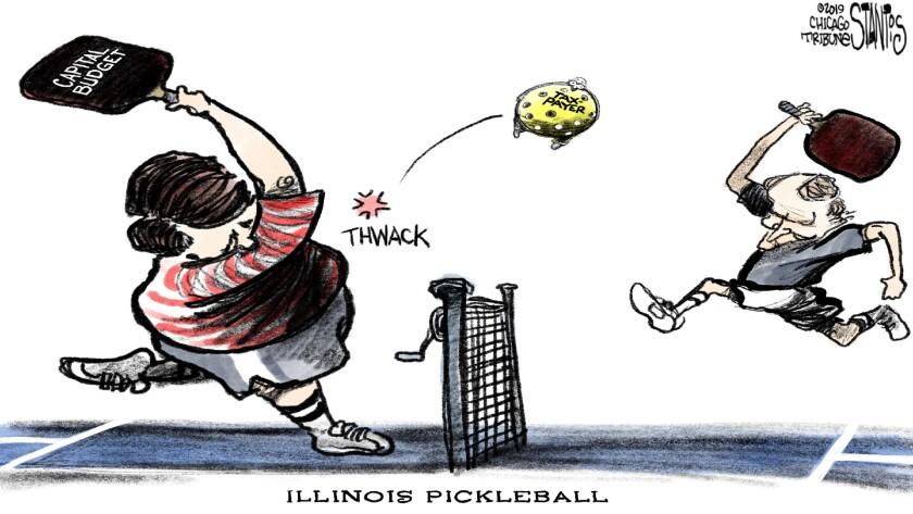 Illinois pickleball
