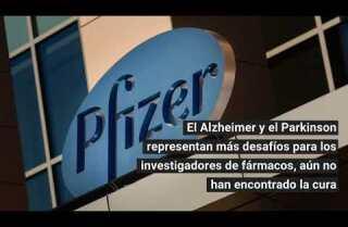 Pfizer pondrá fin a la inversión en la investigación del Alzheimer y el Parkinson