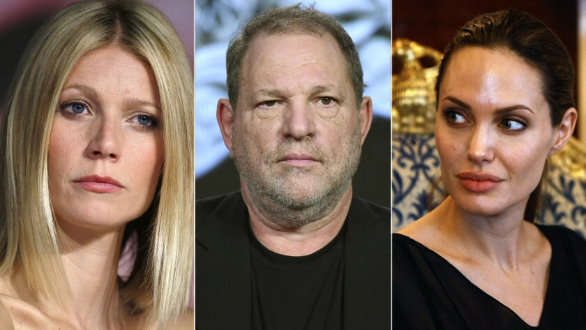 An avalanche of allegations poured out against Harvey Weinstein in on-the-record reports that detail