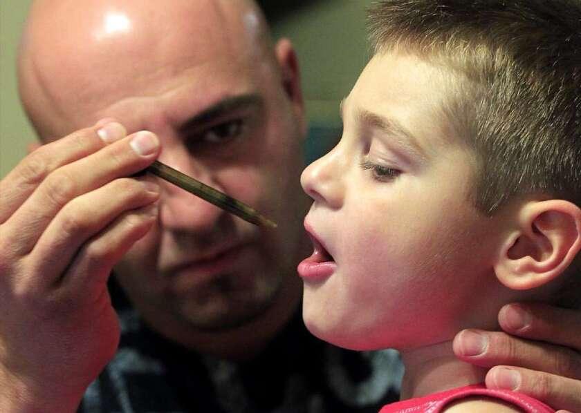cannabidiol marijuana extract epilepsy