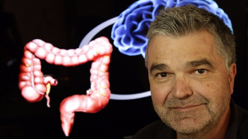 Dr. Emeran Mayer, author of 'The Mind-Gut Connection'