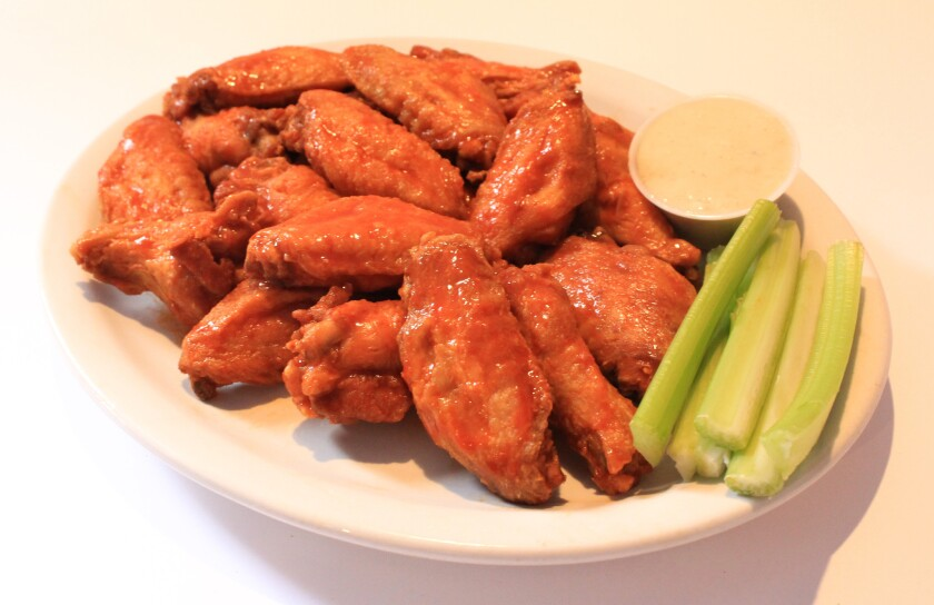 In less than a month, diners can order original Buffalo wings at Anchor Bar when it opens at the Grand Canal Shoppes.