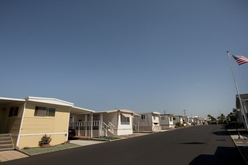 Renters, owners clash in Chula Vista mobile home parks - The