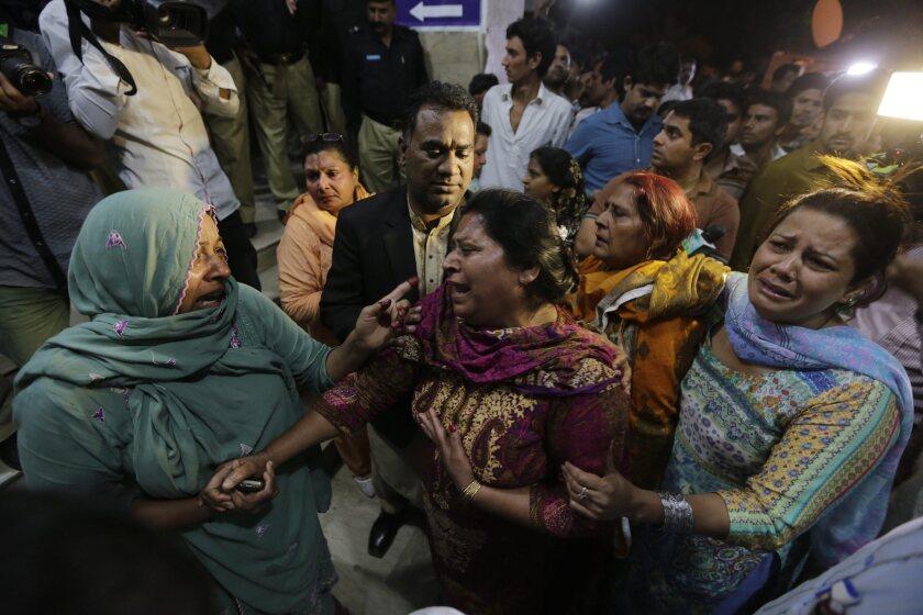 Lahore bombing