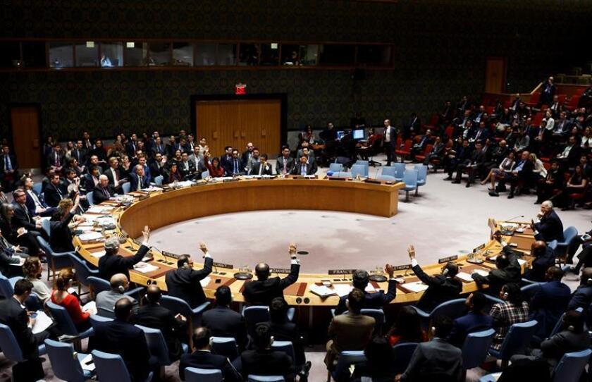 El Consejo de Seguridad de la ONU renovó hoy por seis meses la misión de la organización en el Sáhara Occidental (Minurso) y urgió a Marruecos y al Frente Polisario a retomar las negociaciones para poner fin al conflicto. EFE /Archivo
