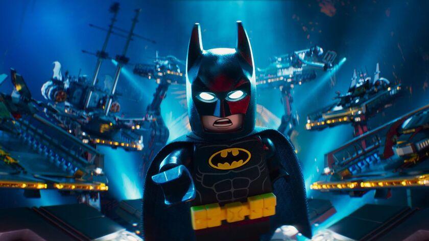 'The Lego Batman Movie'