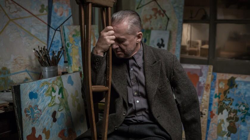 "Boguslaw Linda in the film ""Afterimage."""