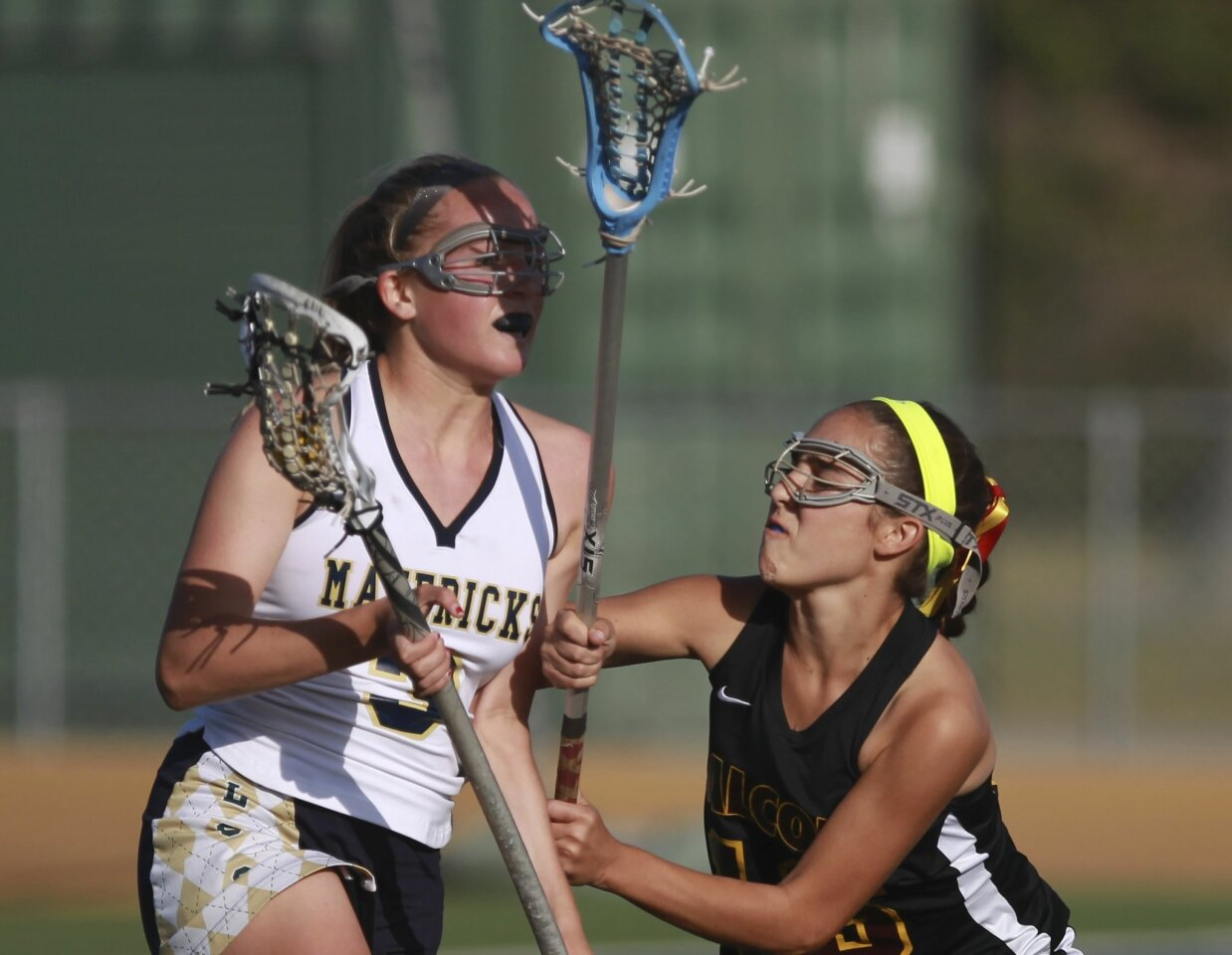 Girls Open Division Lacrosse Semifinals 2013